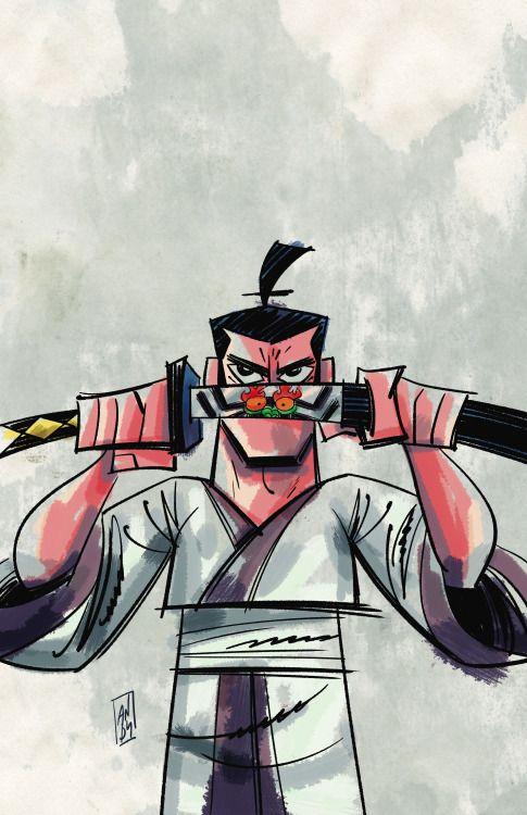 Pin De Cezar Toshiaki Nakase Em Samurai Jack Samurais Desenho