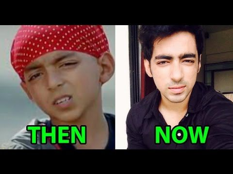 Top 10 Bollywood Child Actors - Then & Now