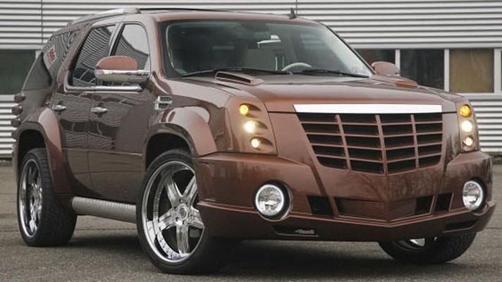 Cadillac Escalade для Крокодила Данди
