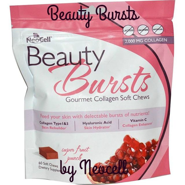 Biotin Bursts #Giveaway #Neocell #GlamRiver #SkinCare #HairCare