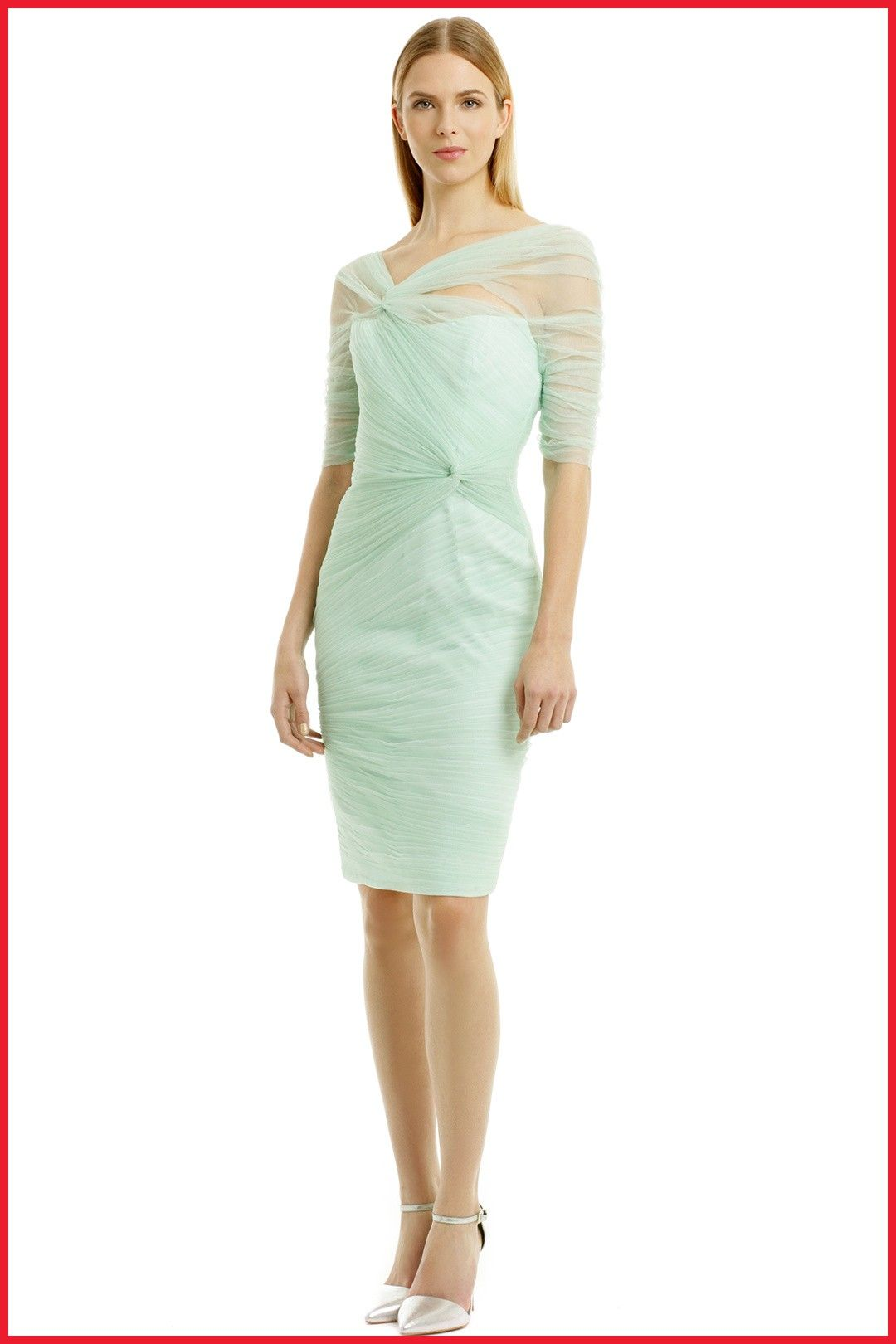 Mint Green Wedding Guest Dress 258492 Light Blue Mother Of the Bride ...