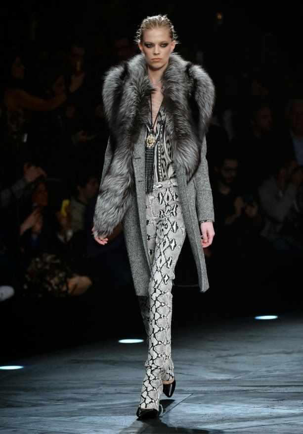 Just you: Roberto Cavalli Fall 2014-15 Milán Fashion Week #Justyou #RobertoCavalli #MFW #FashionWeek