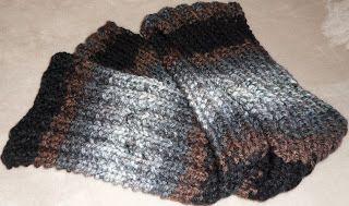 stitch by stitch I knit: Brisbane Scarf: free patten by ...