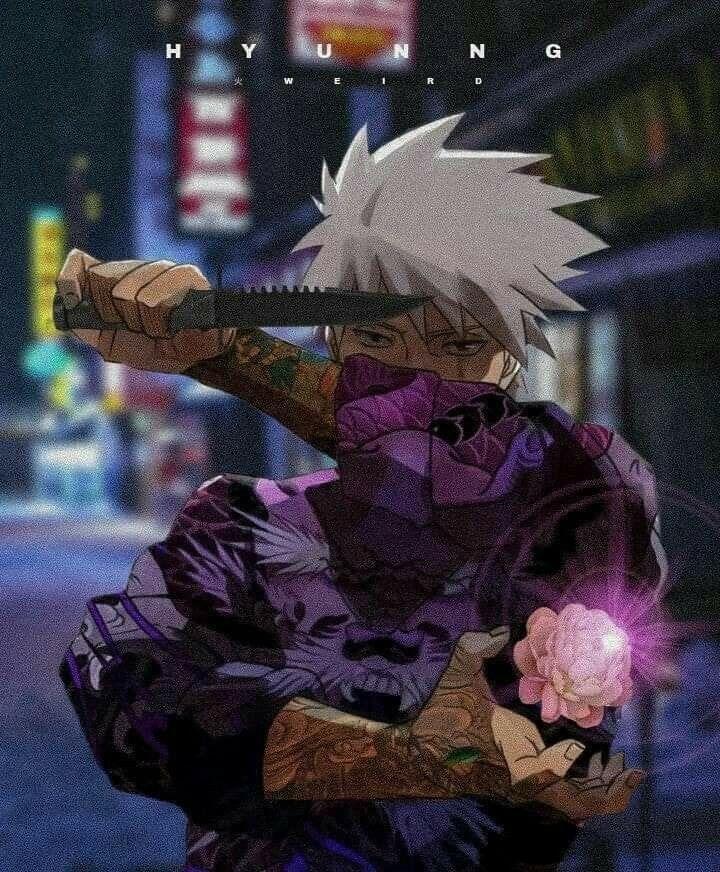Kakashi Naruto art, Naruto fan art, Naruto wallpaper