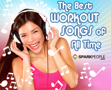 HUGE list of workout song recommendations for every activity! PIN this to refresh your playlist later! | via @SparkPeople #music