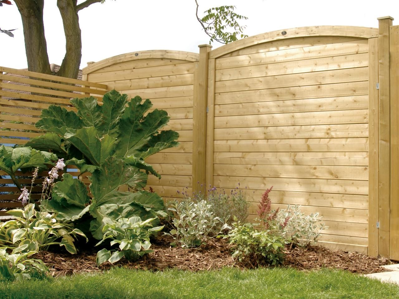 Whether Your Fence Stays Natural Or Goes For A Darker