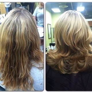 Before and after layers