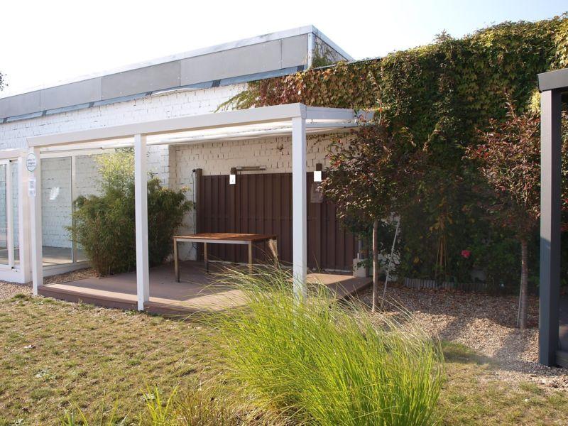 ALU Terrassendach mit VSG Glas 7,00 x 4,00 m Top Qualität - sonnenschutz markisen terrasse