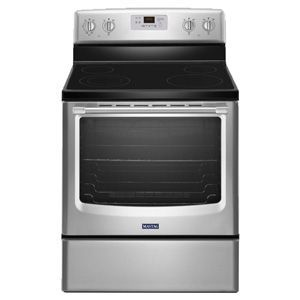 Maytag Electric Cooktop Review Pros And Cons Convection Range Maytag Electricity