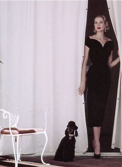 Grace Kelly Black Dresses Images Galleries With A Bite: grace fashion style chicago