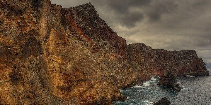 Ponta de São Lourenço, Madeira, Portugal