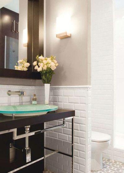 Metro - SOUTHERN TILES Mediterrane Wand- und Bodenfliesen - badezimmer aufteilung neubau