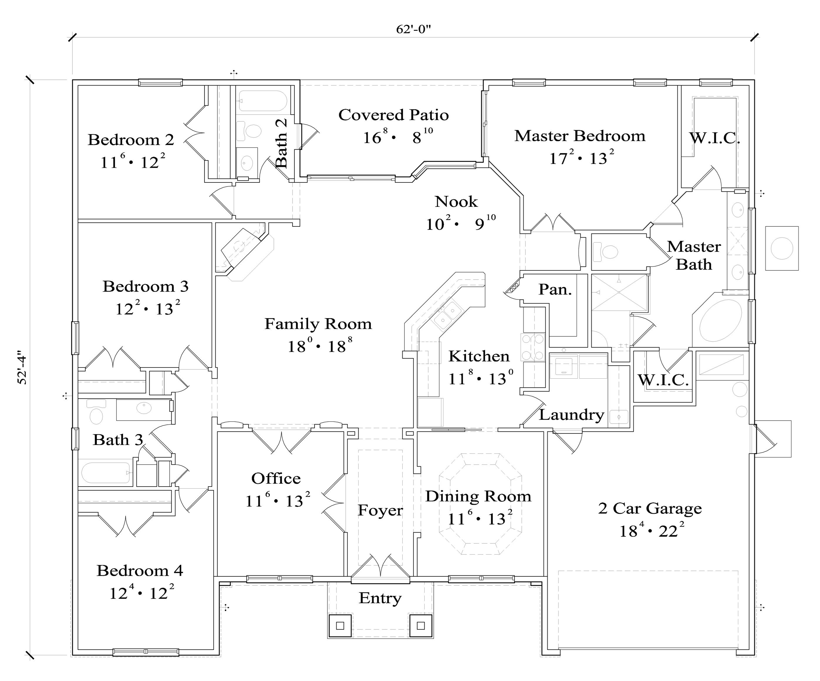 First Floor Plan image of The Nathaniel House Plan | Hizzy ... on elegant house plans, pueblo style house plans, southern house plans, slab siding house, 2013 most popular house plans, slab on grade home designs, 2 bedroom ranch home floor plans, slab houses design, rambler house plans, garage foundation plans, luxury ranch home plans, alternative house plans, slab houses good or bad, carolina house plans, front-facing kitchen house plans,