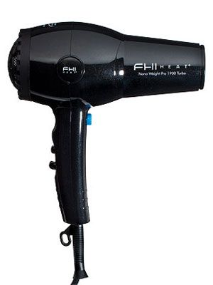 """Time Inc. Digital Studio  BEST 2010  Blow-Dryer  FHI Heat Nano Weight Pro 1900 Turbo  The turbo power ensures a speedy blow-dry and yet it doesn't overheat or damage the hair. Its secret weapon? The tourmaline inside the mechanism. The gemstone helps water evaporate quickly. Another plus: """"It's lightweight,"""" says N.Y.C. stylist Ellin LaVar, so arms don't get tired in the process."""