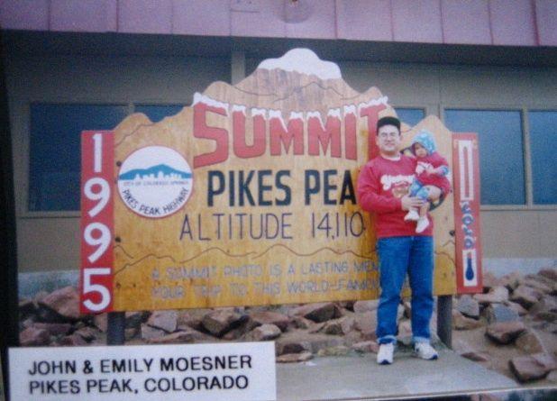 Pikes Peak Pikes Peak Peak Pike