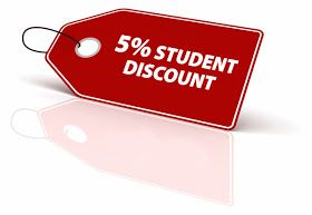 The Fun Cheap or Free Queen: Student advantages - MASSIVE list of all student discounts