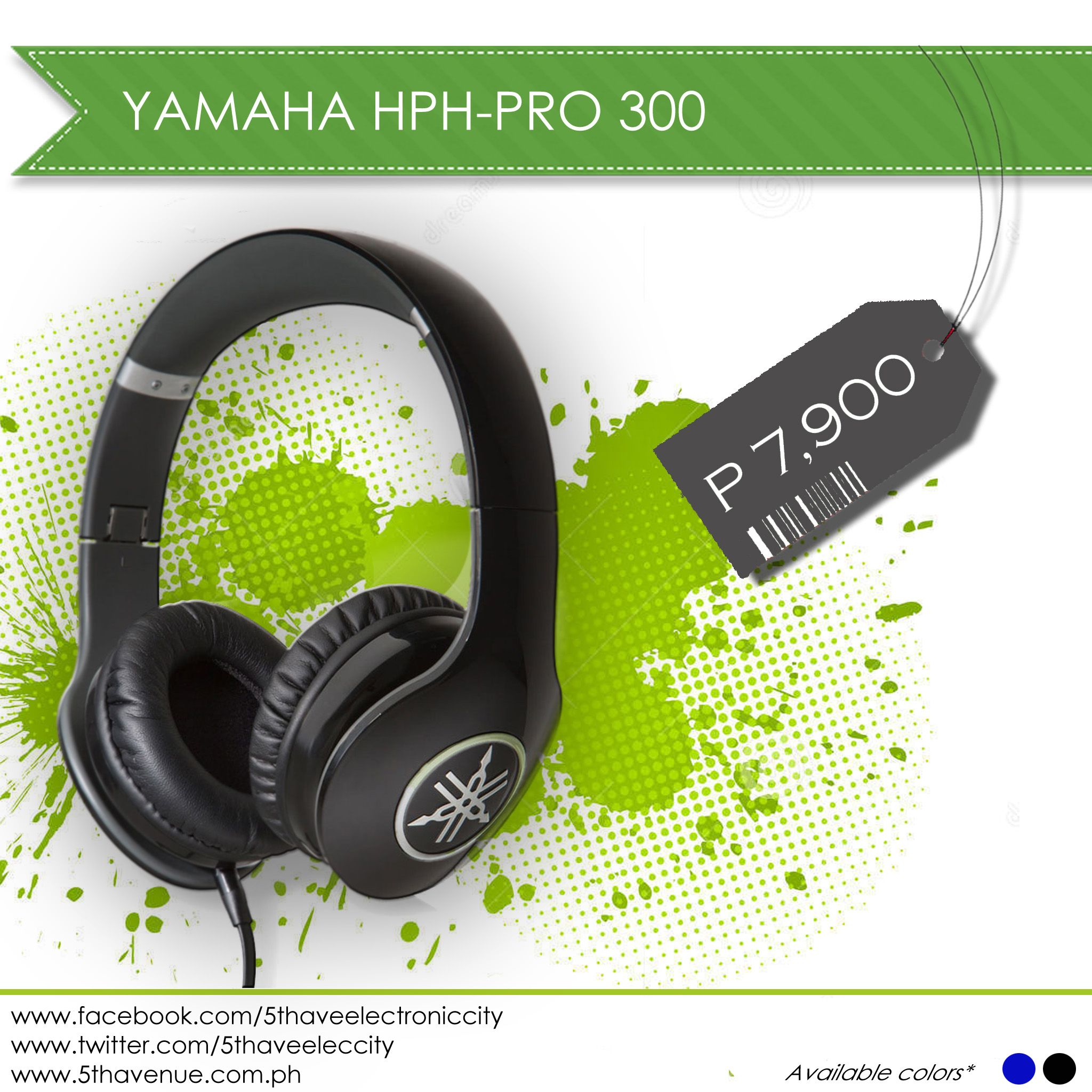 Limited Edition Yahama Hph Pro 300 For Only P790000 Click The