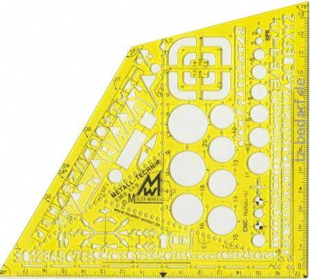 NEU MechatronikSchablone + Müller-Winkel Technologie