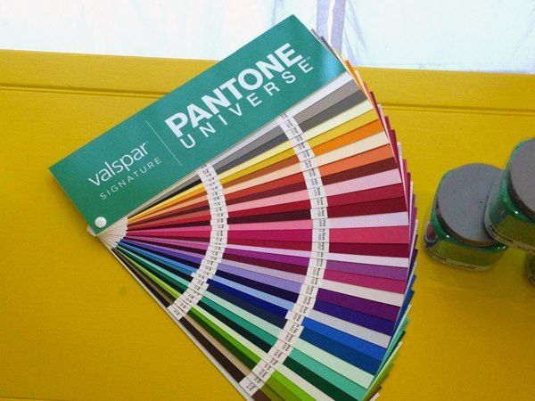 pantone paints at lowe s using their valspar paint base on lowes paint sale today id=93733