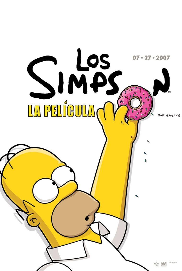 Los Simpson La Pelicula Los Simpson La Pelicula Ver Peliculas Gratis Peliculas Gratis
