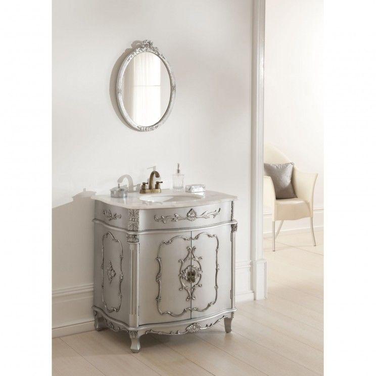 Antique Powder Room Vanities Bathroom Vanity Bath Fixtures French