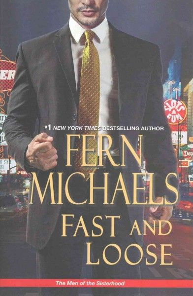 Fast and Loose by Fern Michaels. The BOLO Consultants are called in by Bert Navarro, head of security for Countess Anna de Silva, to find out who is stealthily and skillfully robbing her Babylon casino by hacking into its security system.