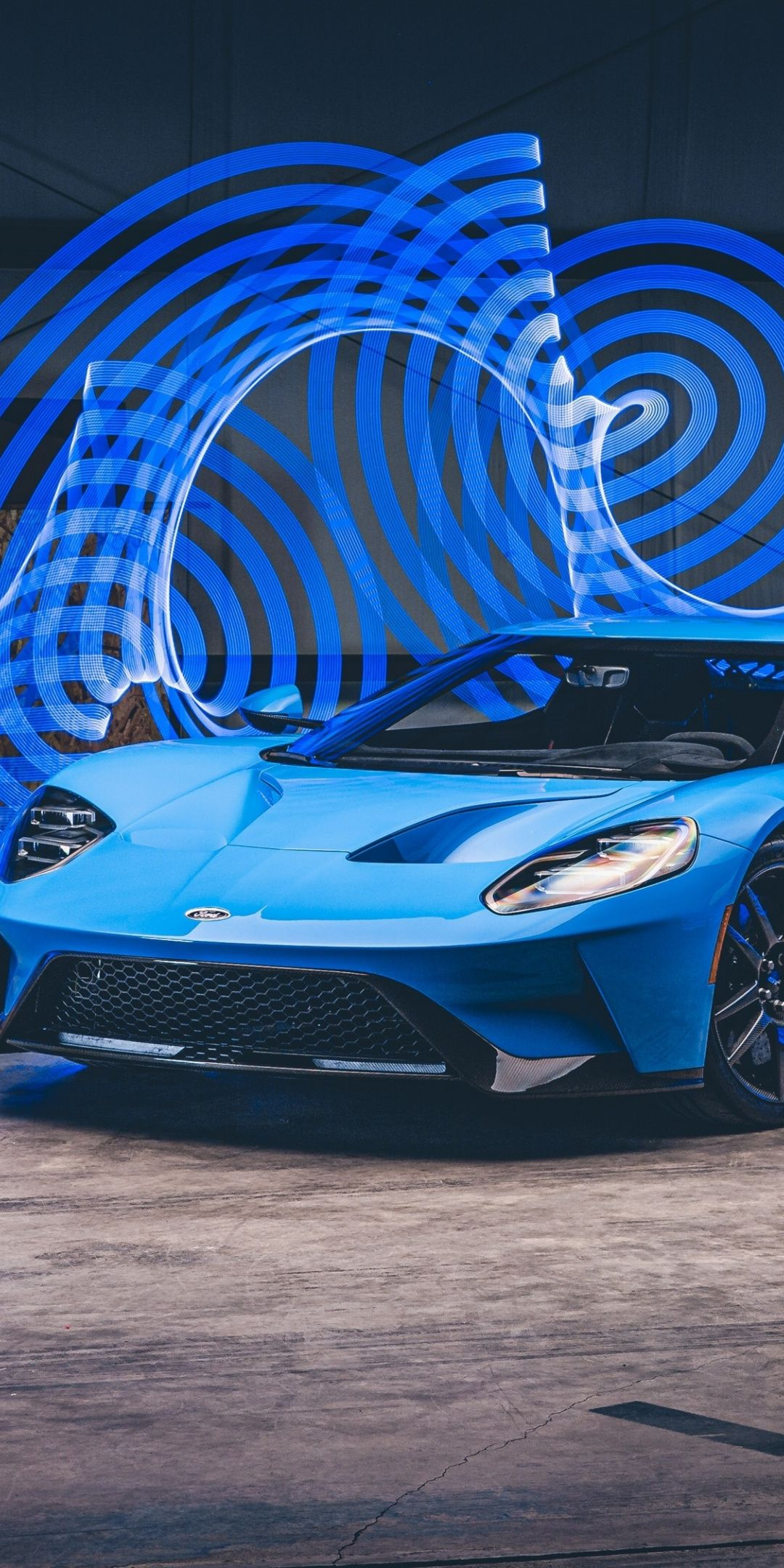 1080x2160 Ford Gt Blue Sportcar 2020 Wallpaper Ford Gt Ford Gt Wallpapers 2020 Wallpaper