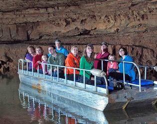 Indiana Caverns Indiana S Longest Cave Walking Tours