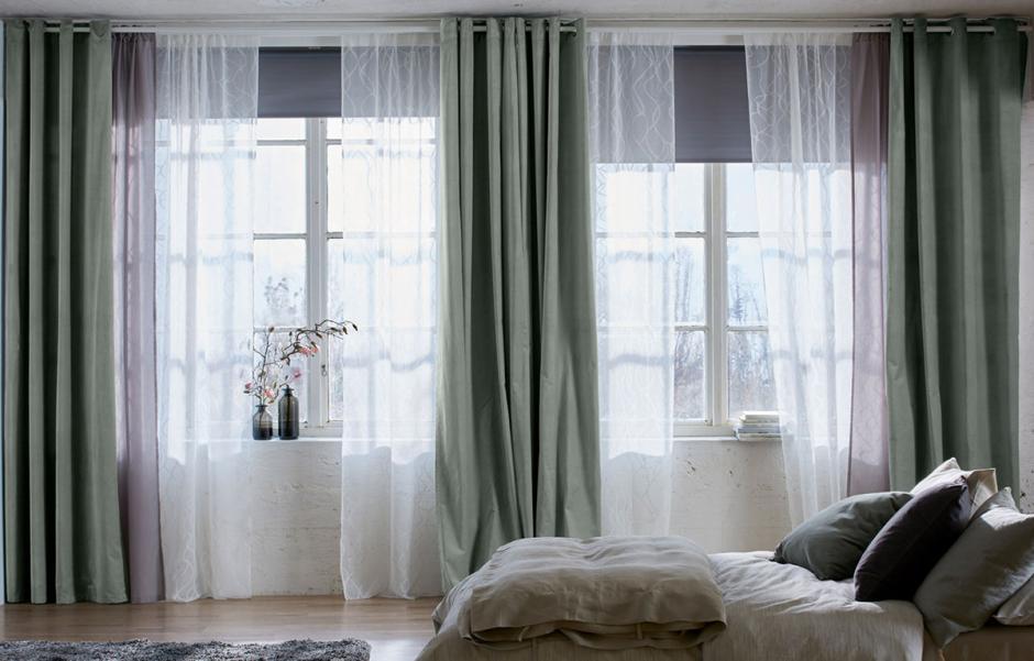 Vorhang Schlafzimmer Sch Er Wohnen
