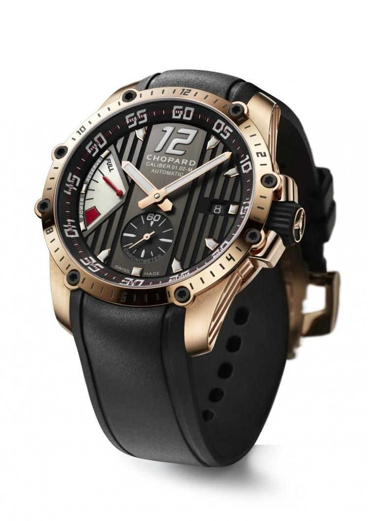 76aac2f01 Chopard - Classic Racing Superfast with In-House Movements Relojes De Lujo, Relojes  Hombre