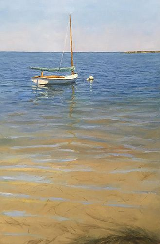 Who won the April-May contest in PleinAir magazine's PleinAir Salon? Click to find out.   Painter T. Allen Lawson had the tough job of picking the winners in the April-May contest. His First Place winner was Daud Akhriev, for his o