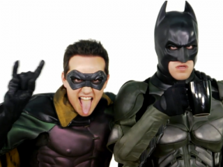 Introducing Duo: The App for Matching Superheros With Sidekicks (Video at link.)