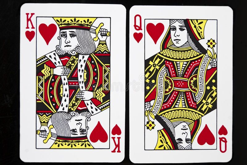 Game Cards King And Queen Of Hearts Against Black Background Affiliate King Cards Game Queen Background Ad Queen Of Hearts Card Cards Card Games
