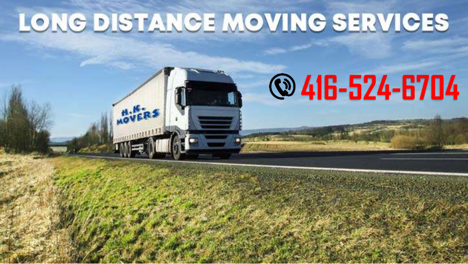 H.K. Movers is local and long distance moving truck