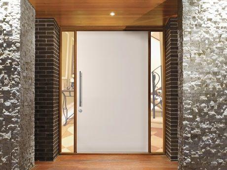 Pivot Flushpv Modern Door External Doors Fenestration