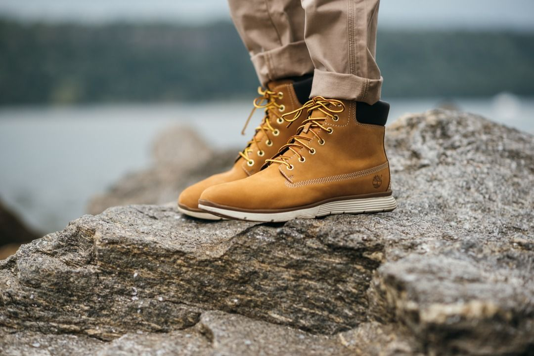 Killington 6 Inch Boots | Mens boots fashion, Timberland
