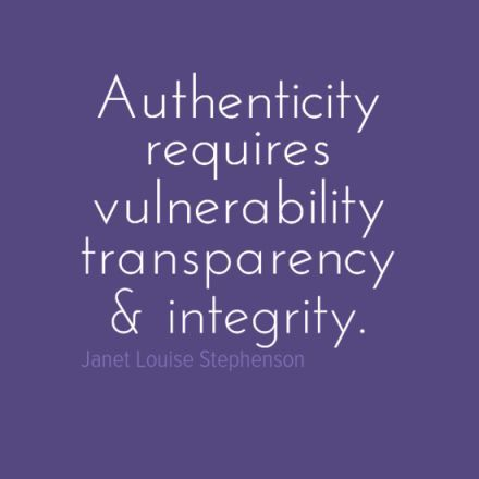 What Authenticity Isn't