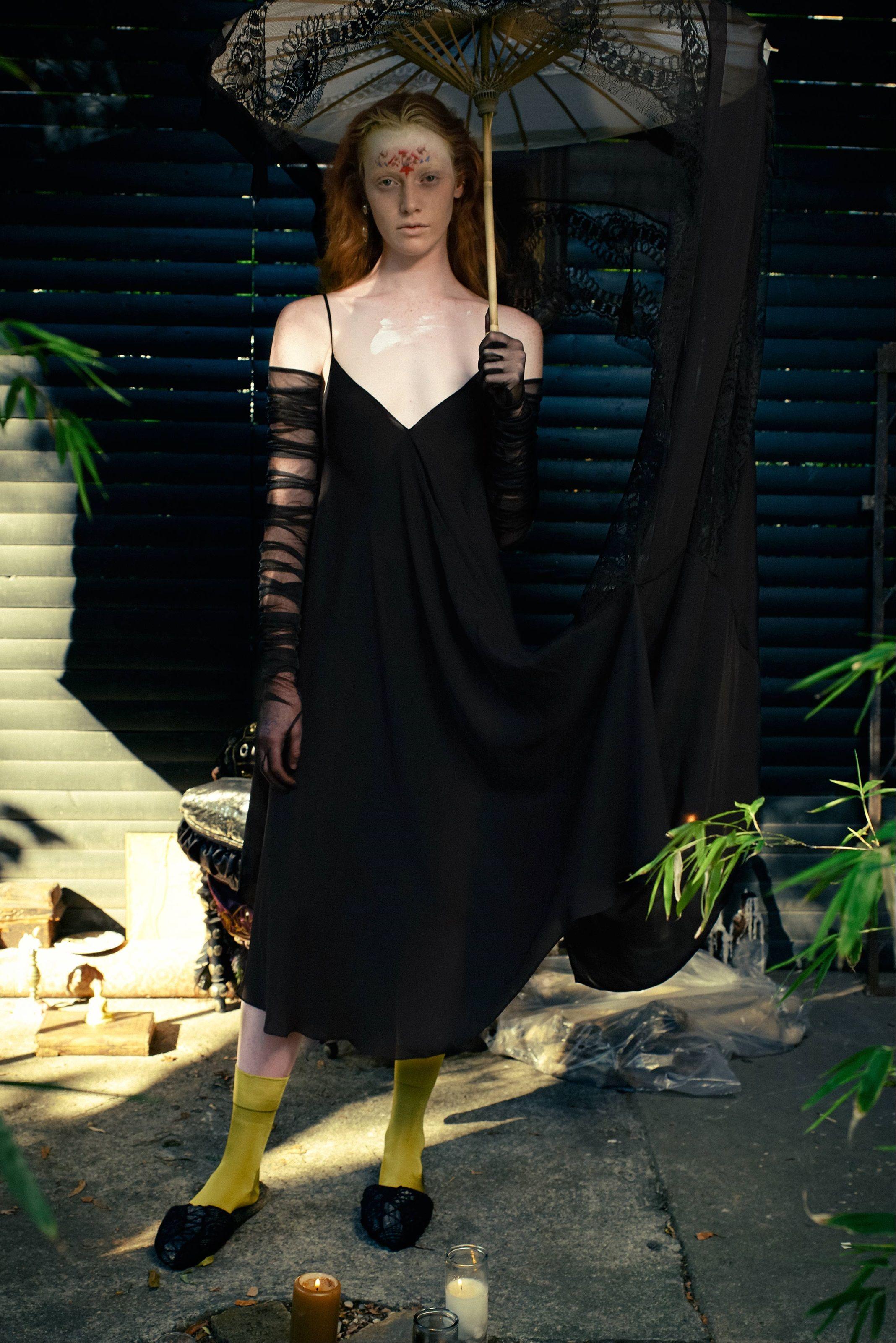Sfilata Gary Graham New York - Collezioni Primavera Estate 2016 - Vogue