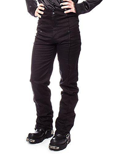 Steampunk Emporium Trousers (Black) - 26