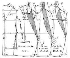 Картинки по запросу tailcoat pattern (с изображениями ...