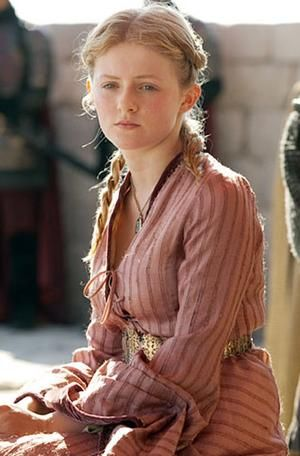 Aimee Richardson As Myrcella Baratheon Younger Sister Of