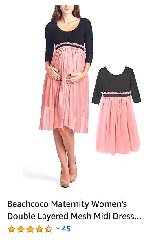 dc5b2848a17ba Mommy and me dresses, maternity dress, mother's day matching dresses,  mother daughter matching