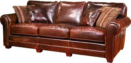 a leather sofa is a beautiful piece of furniture that helps in improving a roomu0027s decor