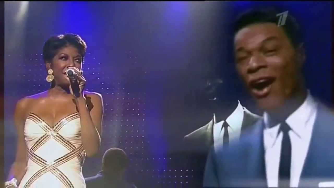 Unforgettable -  Natalie Cole & Nat King Cole - pin by @ChansLau