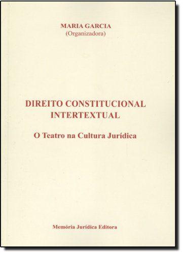 Promocao Direito Constitucional Intertextual O Teatro Na