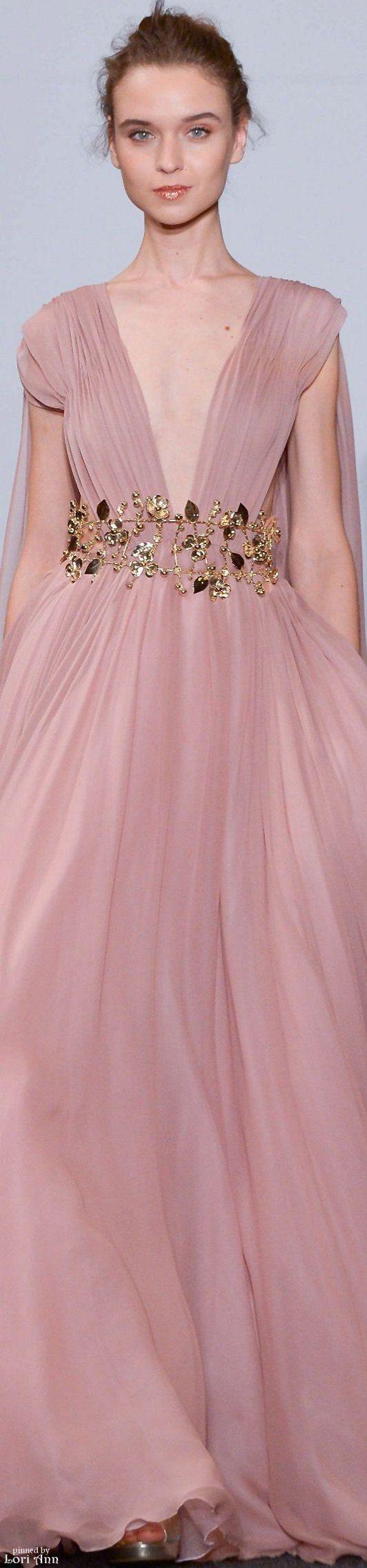 Dany Atrache Couture Spring 2016 | vestidos | Pinterest | Vestiditos ...