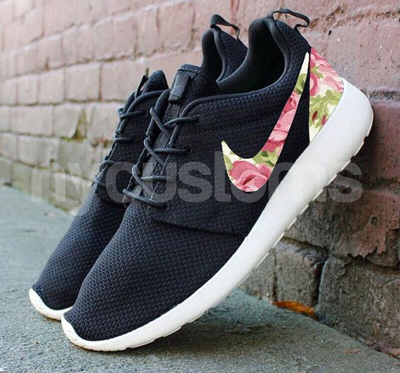 nike roshe run rose garden