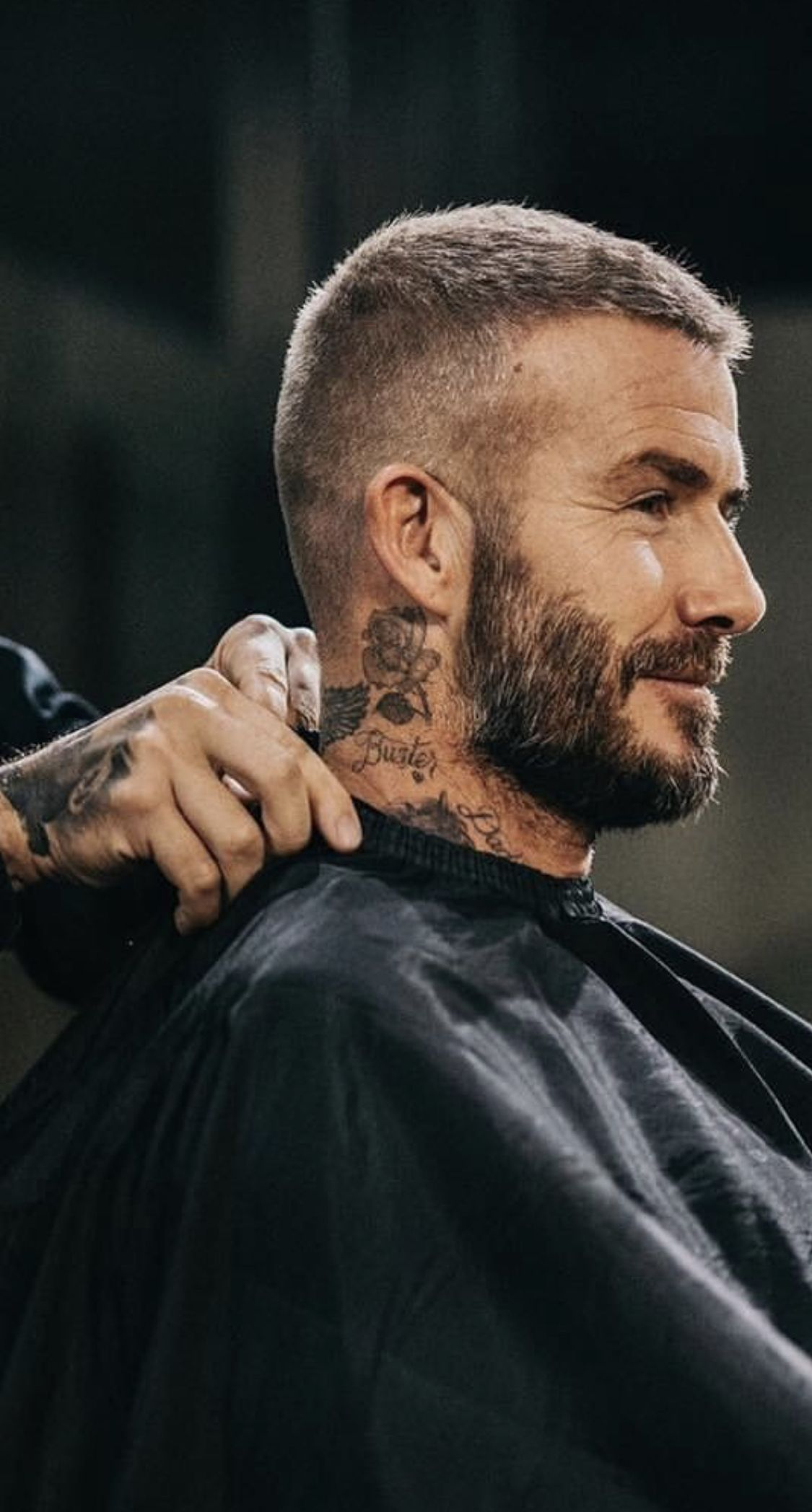 Pin By David Beckham On David Beckham Men S Short Hair David Beckham Haircut Beckham Haircut