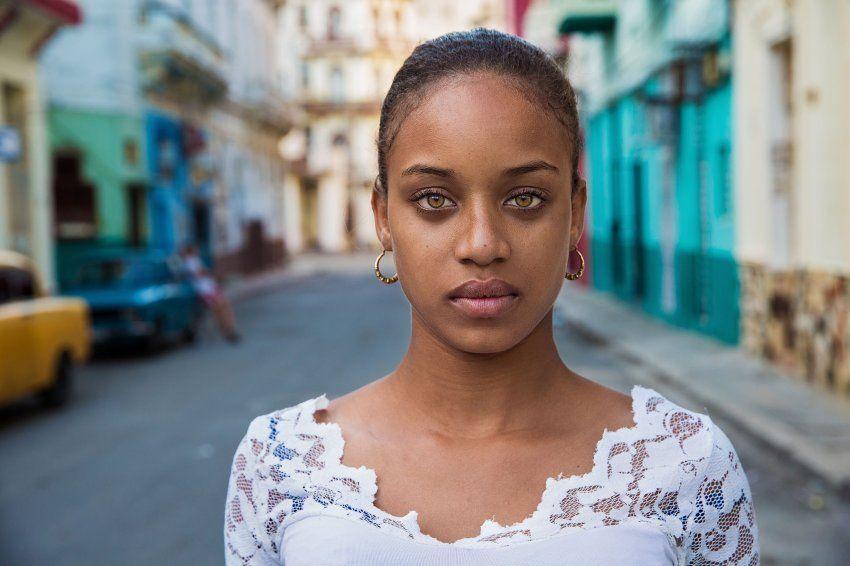 Kuba der frauen die schönheit Flirten mit
