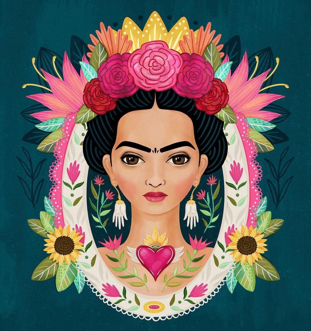 Anita Ashfield-Salter en Instagram: «Yay! Otra Frida ...